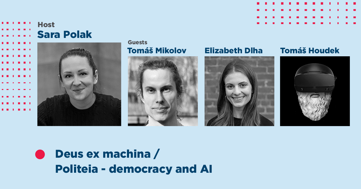 Politeia – democracy and AI